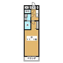 Premier川崎[1階]の間取り