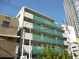 レジディア赤坂[209号室]の外観
