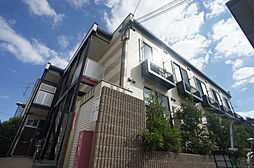 兵庫県神戸市兵庫区本町2丁目の賃貸アパートの外観