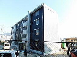 福岡県北九州市小倉北区南丘2丁目の賃貸マンションの外観