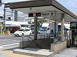地下鉄千日前線野田阪神駅 徒歩13分