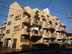 コーラルハイツ朝霞[2階]の外観