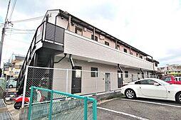 パルハイムASAKO[1階]の外観