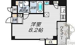 アロンディール本庄東[2階]の間取り