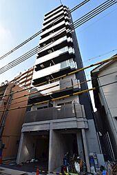 大阪府大阪市西区本田1丁目の賃貸マンションの外観