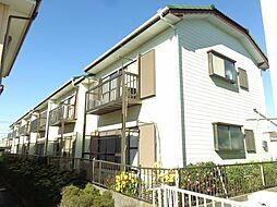 千葉県千葉市若葉区都賀5丁目の賃貸アパートの外観