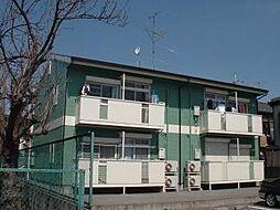 レジデンス名戸ヶ谷[201号室]の外観