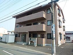静岡県沼津市北高島町の賃貸マンションの外観