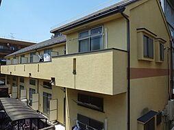 東京都西東京市下保谷5の賃貸アパートの外観
