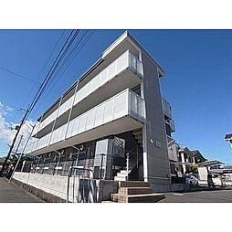 奈良県香芝市逢坂の賃貸マンションの外観