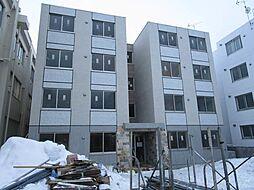 レブニーズザ・レジデンス二十四軒セカンド[4階]の外観