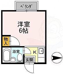 京王線 調布駅 徒歩9分