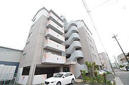 愛知県名古屋市中村区上ノ宮町1丁目の賃貸マンションの外観