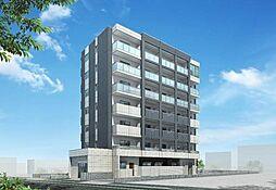 仮)中区正木三丁目自宅併用店舗マンション[4階]の外観