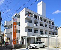 宮城県仙台市青葉区米ケ袋1丁目の賃貸マンションの外観