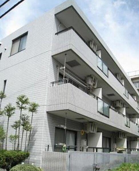 東京都杉並区梅里1丁目の賃貸マンションの外観