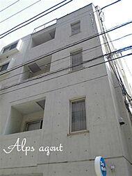 神奈川県横浜市南区白妙町4の賃貸マンションの外観