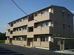 フローラルコートF[3階]の外観
