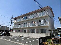 岡山県岡山市中区西川原の賃貸マンションの外観