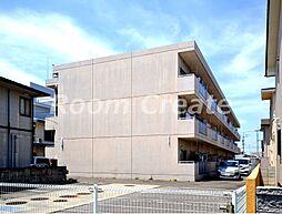 徳島県徳島市鮎喰町1丁目の賃貸マンションの外観
