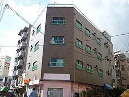 松下マンション[4階]の外観