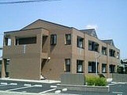 香川県善通寺市下吉田町の賃貸アパートの外観