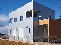 [テラスハウス] 茨城県つくばみらい市紫峰ヶ丘2丁目 の賃貸【/】の外観