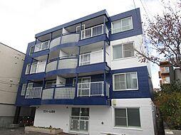 北海道札幌市東区北四十条東17丁目の賃貸マンションの外観