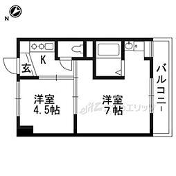 東海道・山陽本線 草津駅 徒歩22分