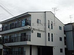 新日本マンション[2階]の外観