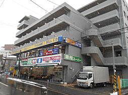 神奈川県横浜市神奈川区西神奈川3丁目の賃貸マンションの外観