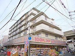 八尾本町大発マンション[3階]の外観