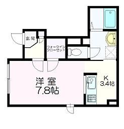 南郷18丁目駅 5.0万円