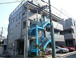 神奈川県横浜市中区千代崎町2丁目の賃貸アパートの外観
