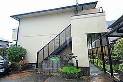 メープル宝ヶ池[2階]の外観