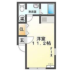 M98[2階]の間取り
