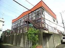 コーポ清原B[2階]の外観