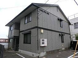 広島電鉄6系統 江波駅 徒歩12分の賃貸アパート