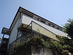 東京都世田谷区砧7丁目の賃貸アパートの外観