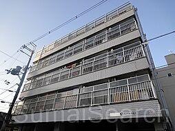 プレアール堺東II[4階]の外観