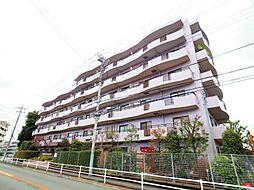 東京都小平市天神町2丁目の賃貸マンションの外観