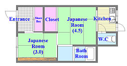須磨駅 3.2万円