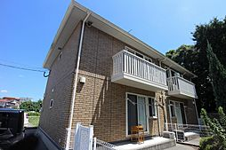 福岡県福岡市東区多々良2丁目の賃貸アパートの外観