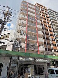 フォーチュン心斎橋EAST[6階]の外観