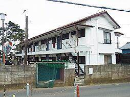 ヤマブンコーポ[105号室]の外観
