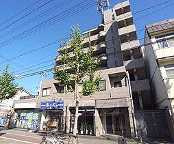 京都府京都市左京区田中南大久保町の賃貸マンションの外観