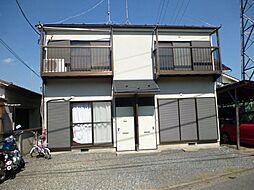 [テラスハウス] 東京都福生市大字熊川 の賃貸【/】の外観