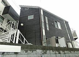 ピュアスプリング山手1号棟[2階]の外観