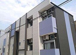 宮城県仙台市太白区中田1丁目の賃貸アパートの外観