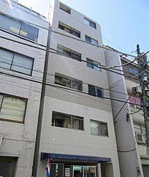 東京都千代田区神田北乗物町の賃貸マンションの外観